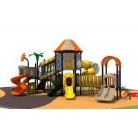 Quality Qitele factory price kids outdoor playground equipment commercial play set for for sale