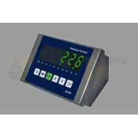 China Stainless Steel Housing Platform Scale Indicator for Industrial Weighing Systems on sale