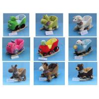 Baby Rocking Animal Chair Cute Baby Toys Little Mermaid Plush Doll Manufactures