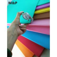 China Recyclable A4 Paper Foam Sheets , EVA Craft Foam Paper For Prevent Fender on sale
