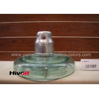 U210BP Fog Type Toughened Glass Insulator Stainless Steel Cotter Key Material Manufactures