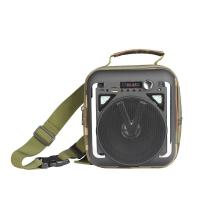 CH-M40 Waistband Bluetooth Speaker can automatically store 50 radio stations, using built-in high-sensitivity Manufactures