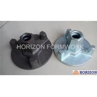 Flanged Wing Nut Ideal for Use with Steel Walings in Wall Formwork System Manufactures