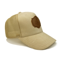 Embroidered Plain Blank 60CM 6 Panel Trucker Mesh Hat Manufactures