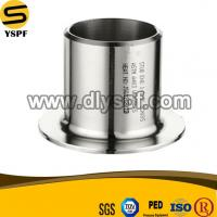 China ASTM A403 WP304 WP304L WP316 WP316L WP321 Stainless Steel Butt Welding Lap Joint Stub End on sale