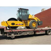 Weichai Engine Road Maintenance Machinery Vibratory Drum Roller Compactor Manufactures