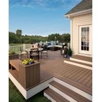 The best outdoor decking material Wpc hollow outdoor decking(RMD-53) Manufactures