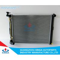 Cooling Effective  Aluminium Car Radiators Toyota Starlet OEM 16400-11310 / 11360 Manufactures