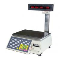Digital Barcode Weighing Scales , Price Computing Scale With Printer Manufactures