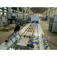 Buy cheap PVC Profile Making Machine Line/ PVC Folding Door Extrusion Machine from wholesalers