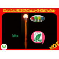 Promotional gifts LED flashing Stationery light ballpoint pens Manufactures