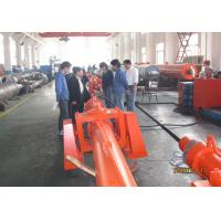 China Miter Gate Stoke 16m Hydraulic Hoist Cylinder QRWY For Dump Truck , Vehicle on sale