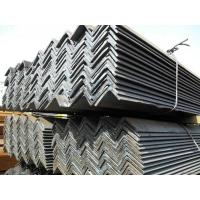 China Cold Formed Galvanized Aluminum Equal Angle Steel Bar For Architecture Materials on sale