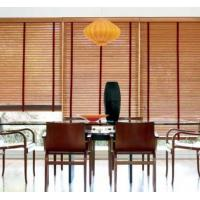 wholesale high quality 25mm bamboo blinds Manufactures