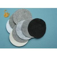 High strength Needle Punched Felt / Non Woven Non-Slip Mat With PE Felt Manufactures