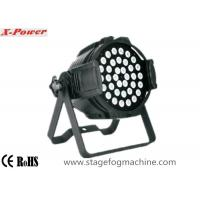 36Pcs*3W /9W 3 in 1 Rgb Full Color Led Par Can Lights Professional Stage Light  PL-48 Manufactures