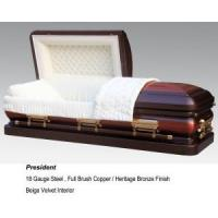 Quality President Casket for sale