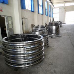 SK480-8 excavator slewing ring gear bearing (1807*1443*120mm) for Kobelco SK480-8 excavator Manufactures