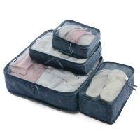 Waterproof Electronics Organizer Travel Case Medium Size Navy Color Manufactures