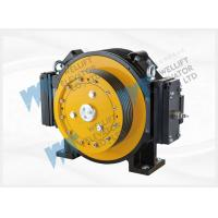 China Low Temperature Rise Gearless Motor For Elevator , Block Brake Elevator Electric Motor on sale