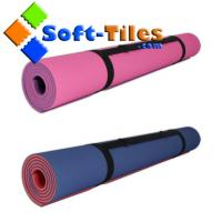 High Quality TPE exercise yoga mat 1830*610mm Manufactures