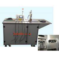 High Frequency Welding Process Pcb Welding Machine , Hot Air Plastic Welder Manufactures