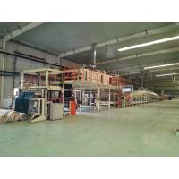 220cm Adjustable PVC Carpet Tiles Backing Production Line Including Cutter Manufactures