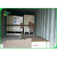 Cream Color Offset Printing Paper 60g 80g 100g 120g For Making Book / Magazine Manufactures
