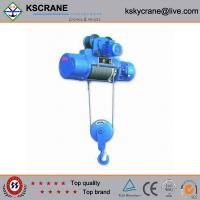 Quality Hot Selling 10ton Wire Rope Electric Block for sale