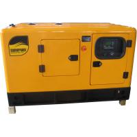 China 300kva Soundproof Cabinet Silent Diesel Generator NTAA855-G7 on sale