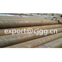 China Plastic Caps Hot Rolled Steel Tube ASTM A333 Gr.6 Low Temperature Pipe wholesale