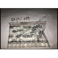 Injectable Growth Hormone Muscle Building Peptides Ipamorelin 2mg / vial Manufactures