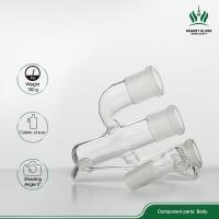 Reclaim Catcher Ash Catcher Glass Bongs Accessories Three Pronged 18mm Dropdown Adapter Manufactures