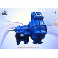 Cantilevered Metal Replaced Industrial 6/4X-AH R Heavy Duty Sludge Slurry Pump Manufactures