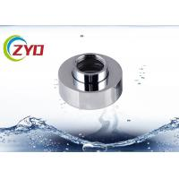 Polish Finish Faucet Accessories SS 201 / SS 304 Faucet Cover Plate For Kitchen Manufactures