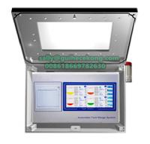Automatic tank gauge ATG fuel station diesel gasoline undergroudn tanks level gauge automatic level machine Manufactures
