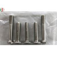 AISI321 Cast Stainless Steel Bolts Square Head With Nuts & Washers EB321 Manufactures