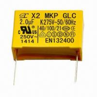 Film Capacitor with High-frequency, Suitable for High-current, Made of Metalized Polypropylene Manufactures