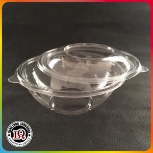 1000ml disposable plastic salad bowl Manufactures