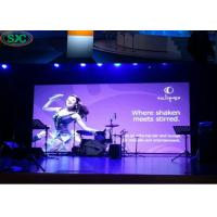China P3.91 Indoor SMD Full Color Rental LED Screen Stage Led Display For Concert/Show on sale