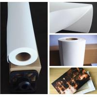Inkjet Printing Resin Coated Photo Paper High Glossy Premium Whiteness And Glossy Surface Manufactures