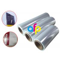 Center Folded POF Heat Shrink Film Single Wound For Packaging 3 Inch Paper Core Manufactures