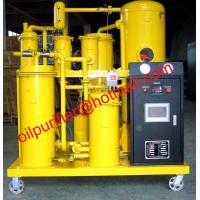 Vacuum Hydraulic Oil Cleaning System,Used Hydraulic Oil Refinery Machine, clean moisture,hydrocarbon, acids Manufactures