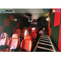 Theme Parks 12D Cinema XD Movie Theater , Electric Personalized Home Theater Manufactures