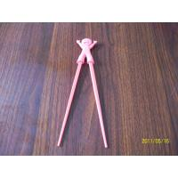 ISO  Pink  versatility cooksmart Silicone Kitchenware  tools   chopstick with skip - proof Manufactures