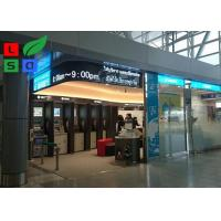 Buy cheap 7.62 Pixel Soft Design Programmable LED Flexible Message Scrolling Signage Board from wholesalers