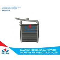 Customized Aluminum Fin 5mm Heater Core For Corolla Zre152. ISO9001 TS16949 Manufactures