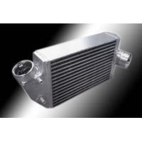 Excavator Plate and Bar Heat Exchanger Aluminum Oil Cooler With Fan Manufactures