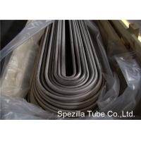 ASTM A249 TP316L u tube heat exchanger ,TIG Welded Stainless Steel Tubing Manufactures