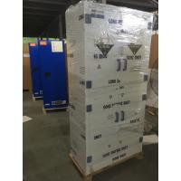 Laboratory lockable and customized color safety storage cabinet in PP For Hazmat safety Storage cabinet Manufactures